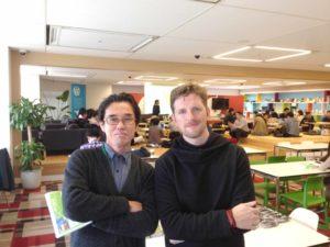 with Mr. Matt Mullenweg of WordPress | Ghichi.com