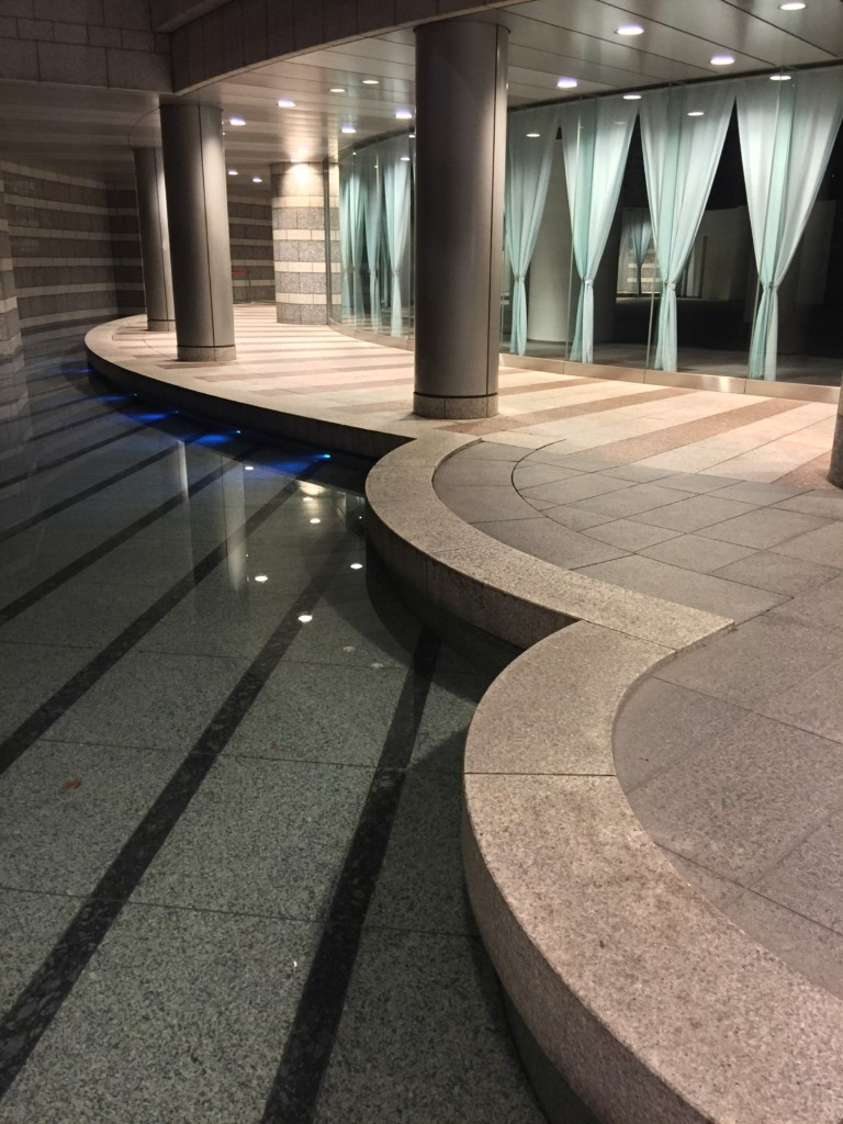 subway of i-Land Tower in Nishi-Shinjuku in Japan | Ghichi.com